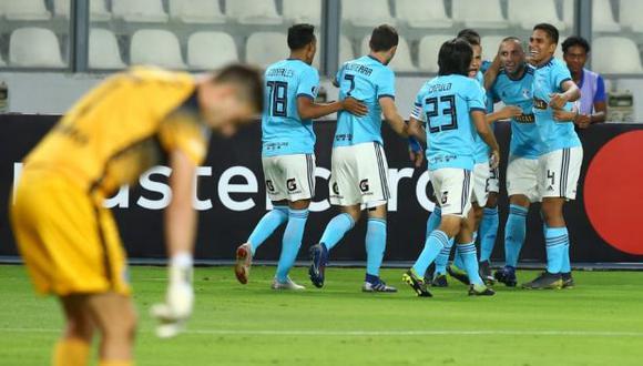 Sporting Cristal chocará con Olimpia en el próximo juego de Copa Libertadores 2019. (Foto: Jesús Saucedo / GEC)