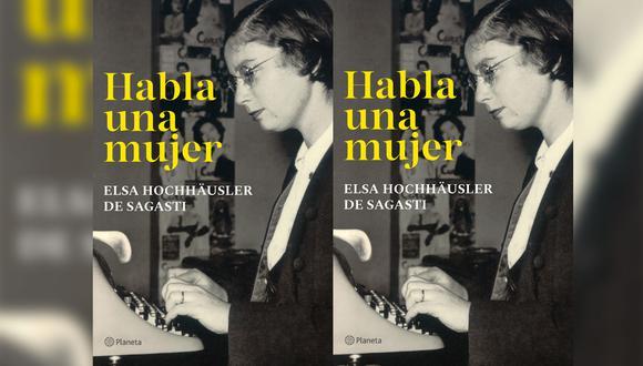 Elsa Hochhäusler de Sagasti fue una figura icónica del periodismo entre las décadas del cincuenta y setenta en el Perú.