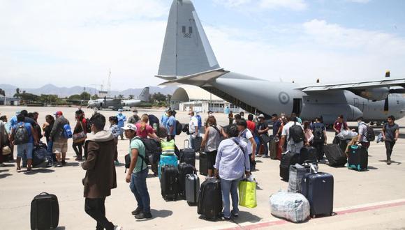 La pandemia global por el nuevo coronavirus obligó a los países a suspender los vuelos comerciales. (Foto MTC)