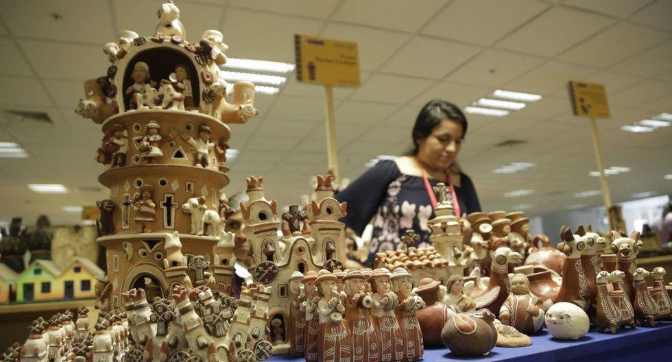 """La feria de arte tradicional """"Ruraq maki, Hecho a mano"""" se inaugura este viernes 19 de julio. (Foto: Ministerio de Cultura)"""