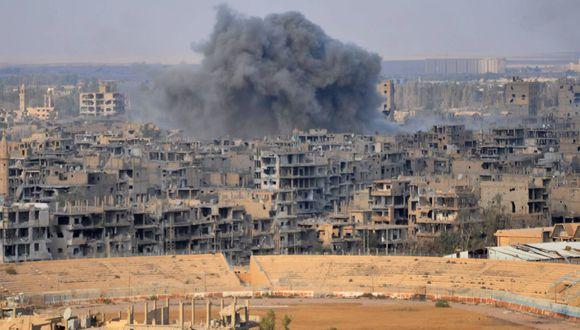 Miles de extranjeros han luchado en nombre del Estado Islámico en Irak y Siria desde al menos 2014. (AFP)