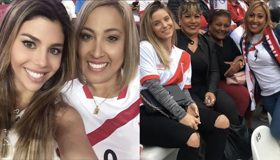 Ingrid Gonzáles, prima de Paolo Guerrero, presumió la amistad que mantiene con Alondra García Miró y Thaísa Leal. (Instagram)