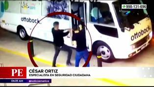 """Delincuente extranjero """"Caraqueño"""" vuelve al ataque buscando relojes Rolex"""