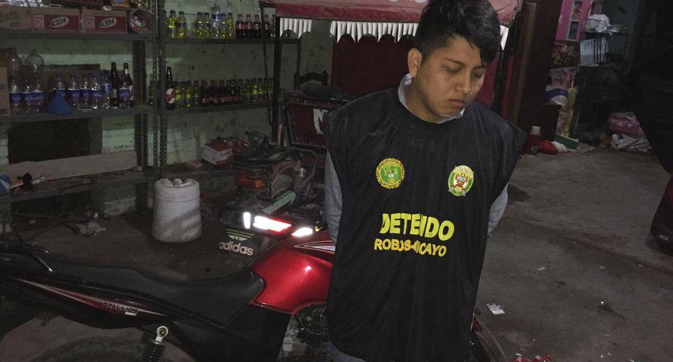 Policía desarticuló organización criminal dedicada al marcaje. (Ministerio del Interior)