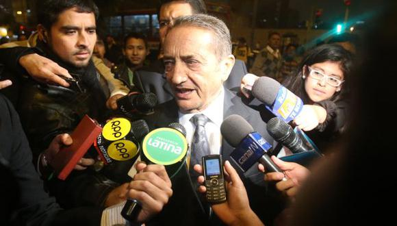 EL 'INVERSIONISTA'. Maiman es presentado casi como benefactor. (Martín Pauca)