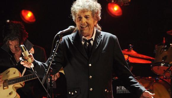 Bob Dylan finalmente recibirá su Premio Nobel este fin de semana. (Créditos: AP)