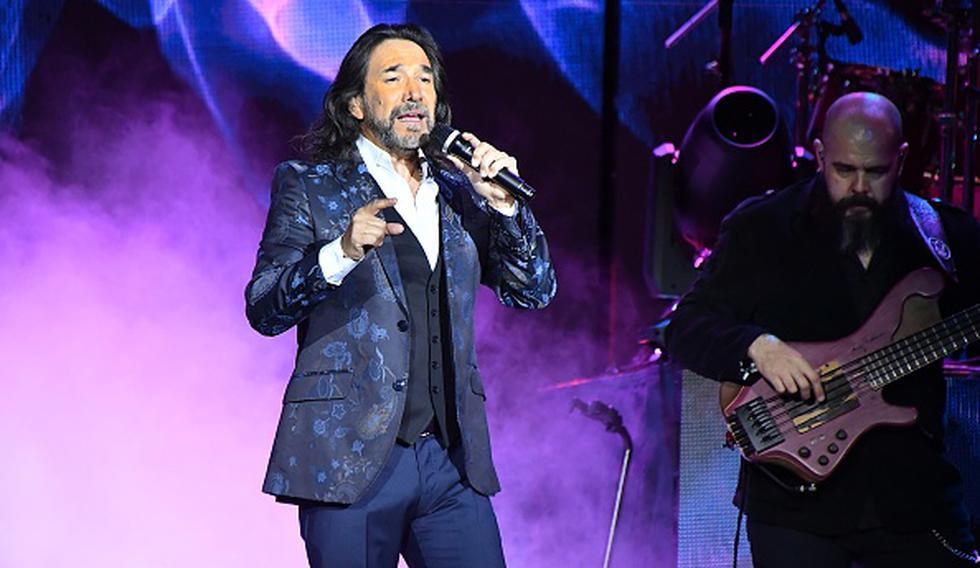 El artista mexicano mostró su mejor performance en el escenario de Viña del Mar y se llevó la Gaviota de plata y la de oro. (Getty)