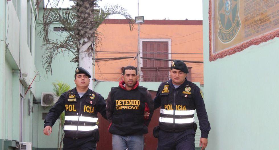 Se capturó a un ex policía venezolano, quien era el encargado de realizar las llamadas a las víctimas.
