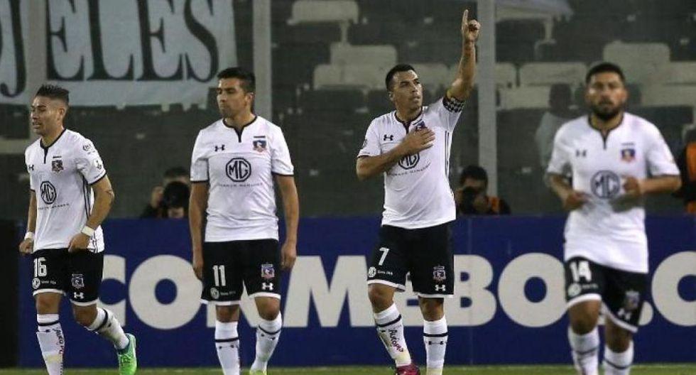 Colo Colo y Corinthians se miden por Copa Libertadores 2018. (Foto: AFP)