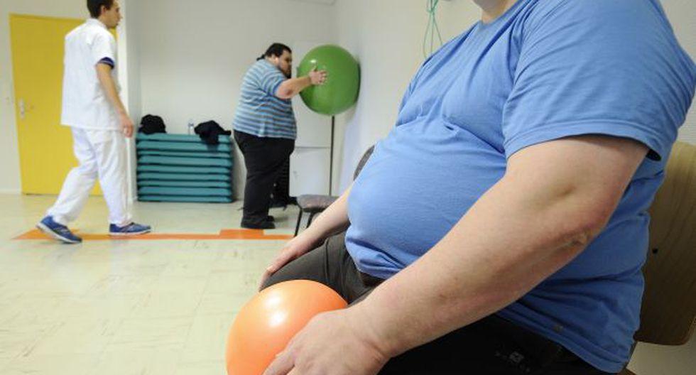 Medio millón de casos de cáncer al año se deben al sobrepeso u obesidad. (AFP)