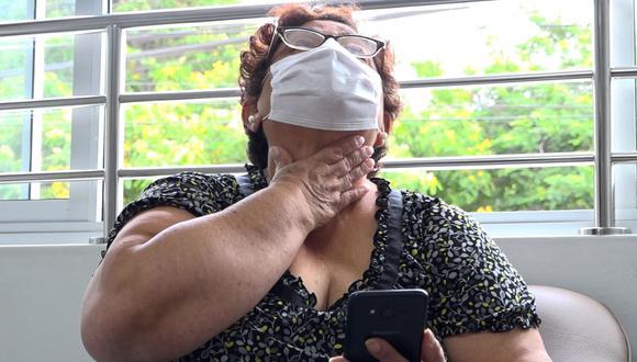 El golpe de calor, es un trastorno ocasionado por el exceso de la temperatura que va más allá de los niveles normales y afecta más a los adultor mayores (Foto: Andina)