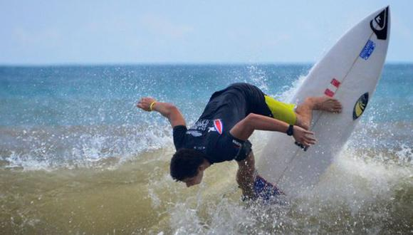 Surf peruano se consolida como deporte de bandera. (Foto: AFP)