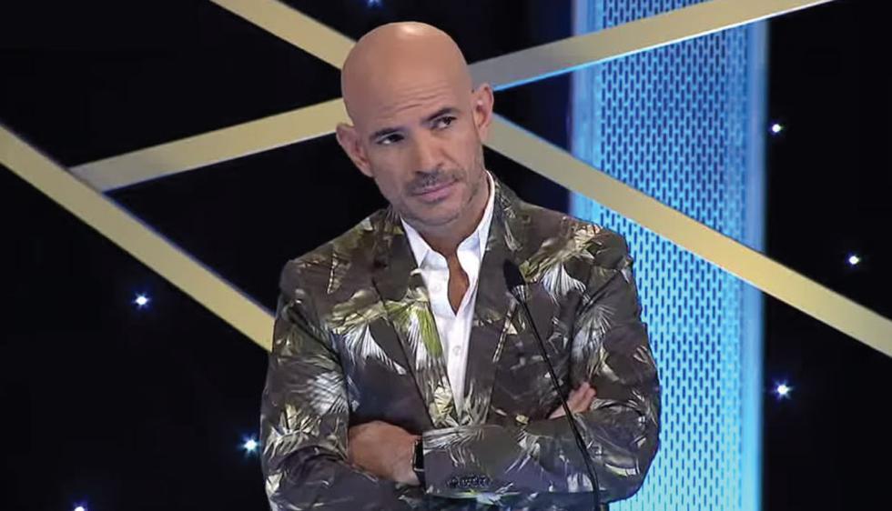 El conductor de televisión felicitó a los venezolanos y resaltó su entrega al momento de presentarse en el programa. (Latina)