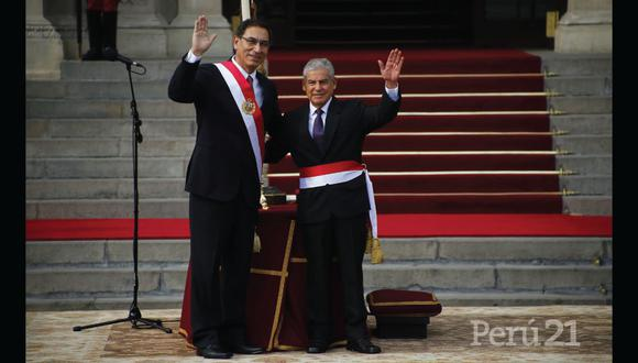 ¿Gabinete nuevo barre bien? (Perú21)