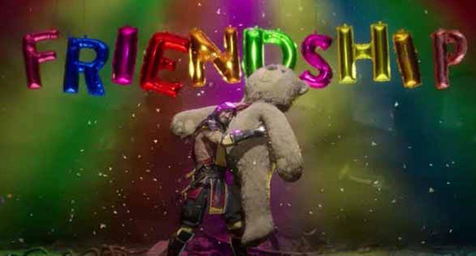 Los 'Friendships' regresan a 'Mortal Kombat 11' desde el 26 de mayo.
