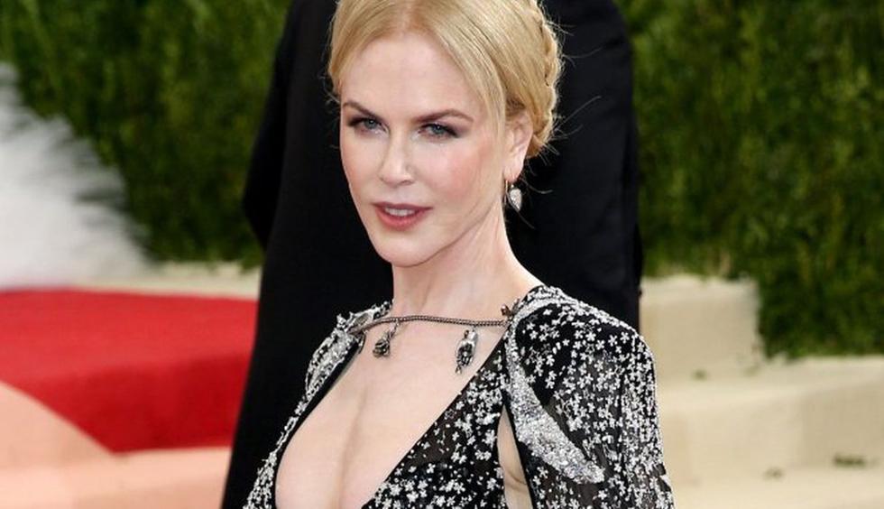 La actriz Nicole Kidman no suele hablar de sus hijos, por lo que sus recientes declaraciones sorprendieron a todos. (Foto: EFE)