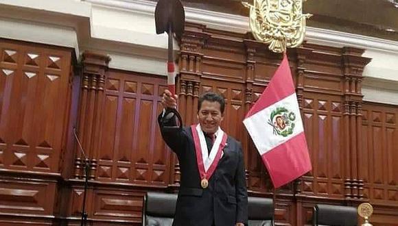 Congresista Orlando Arapa podría afrontar una investigación en la Comisión de Ética (GEC).