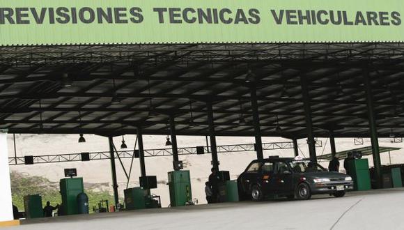 La falta de control habría generado la reducción las inspecciones técnicas vehiculares en Lima. (César Fajardo)