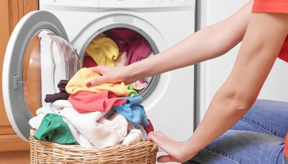 El lavado con agua caliente te asegura la eliminación de virus y bacterias.  (Foto: Shutterstock)