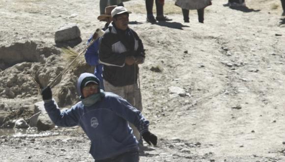 PROTESTAS A LA VISTA. Problemas sociales continuarán el 2014. (USI)