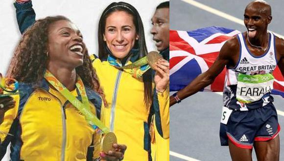 ¿Por qué Colombia y Reino Unido tuvieron tanto éxito en Río 2016? (USI)