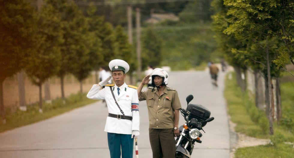 El secretario de Estado estadounidense, Mike Pompeo, inició una visita a Corea del Norte para hablar de la desnuclearización. (AFP)