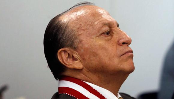 José Peláez Bardales cumple 70 años hoy. (Martín Pauca)