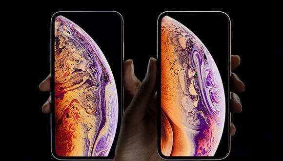 Nuevos iPhone fueron presentados en California. (Foto: Captura/Apple)