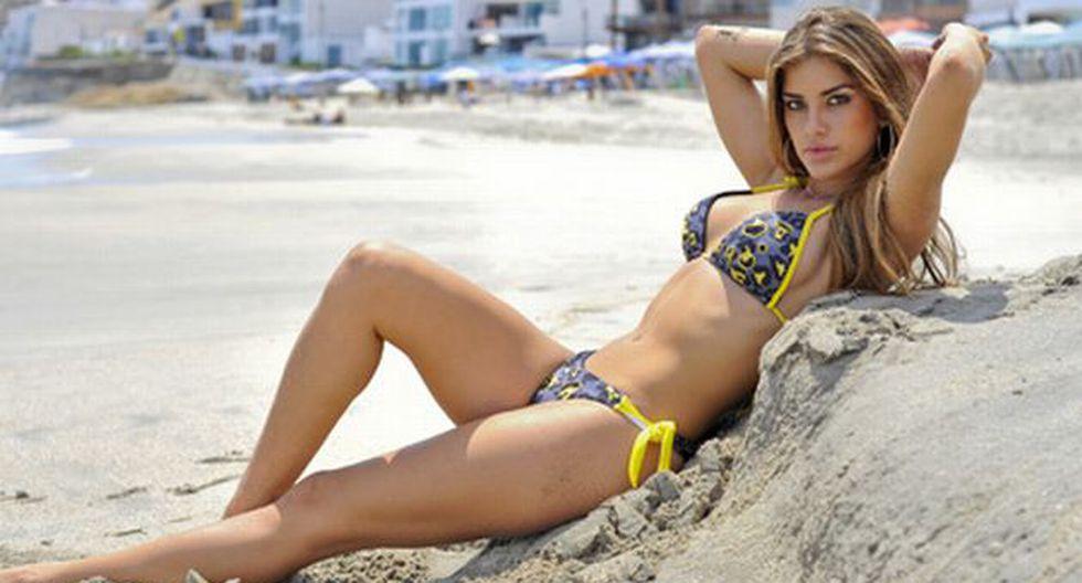 Korina Rivadeneira tendrá escenas románticas con Christian Domínguez. (USI)