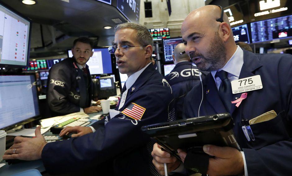 La bolsa neoyorquina rebotó hoy luego de que en la jornada anterior reportara un avance debido a los resultados electorales en EE.UU. (Foto: AP)