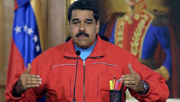 Maduro denunció a Willax TV. (AFP)