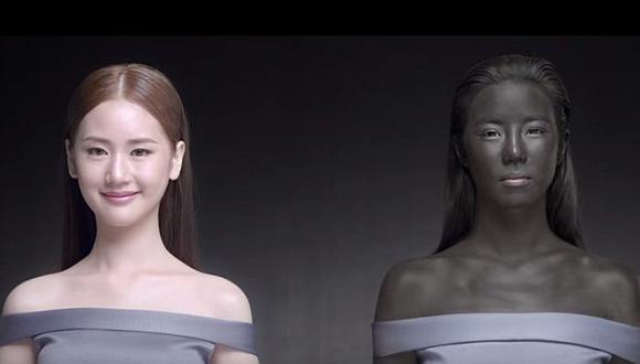 Tailandia: Esta es la publicidad racista que fue retirada por presión de cibernautas. (Captura)