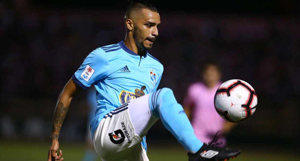 Patricio Arce se perderá el duelo entre Sporting Cristal y Unión Española. (Foto: GEC)