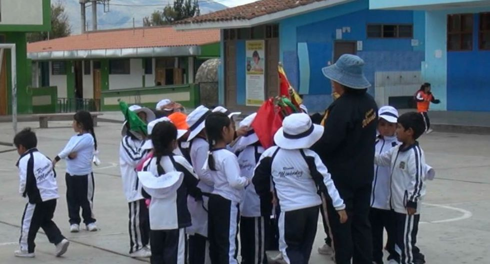 Esta disposición también dicta promover el uso de prendas e indumentaria abrigadora. (Foto: Andina)