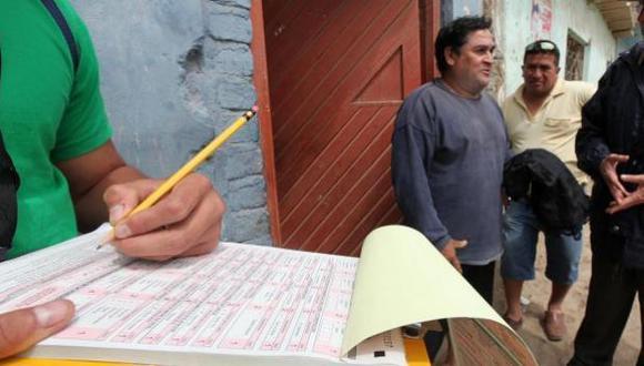 El 22 de octubre se realizará el Censo a nivel nacional. (Perú21)