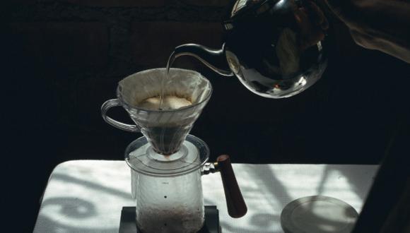 Filtros de tela para preparar nuestro café, una creación del barista Alexis Montes y su emprendimiento Flowin Filter