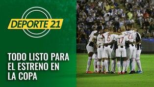 ¡Alianza Lima se estrena este jueves en la Copa Libertadores!