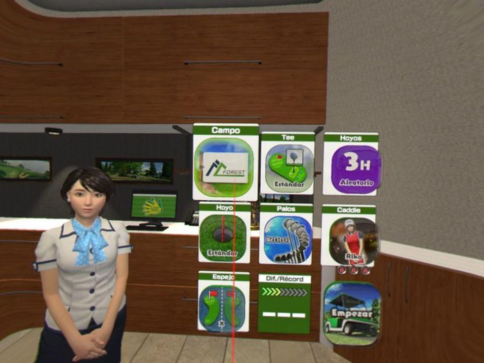 Everybody's Golf VR ya se encuentra disponible para PS4, y cuenta con soporte para PlayStation VR.