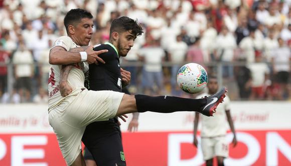 La Liga 1 quedó suspendida en forma indefinida el fin de semana pasado por los desórdenes protagonizados por hinchas de Universitario en el retorno del Torneo Apertura. (Foto: GEC)