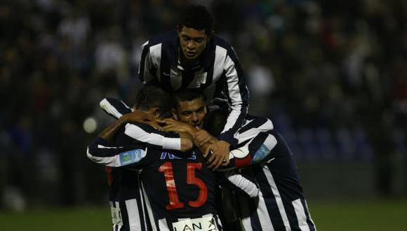 Wilmer Aguirre le dio el triunfo a Alianza Lima. (Perú21)