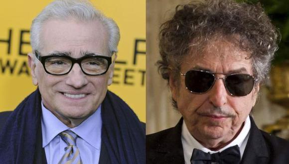 Martin Scorsese estrenará un nuevo documental sobre Bob Dylan. (Foto: EFE)