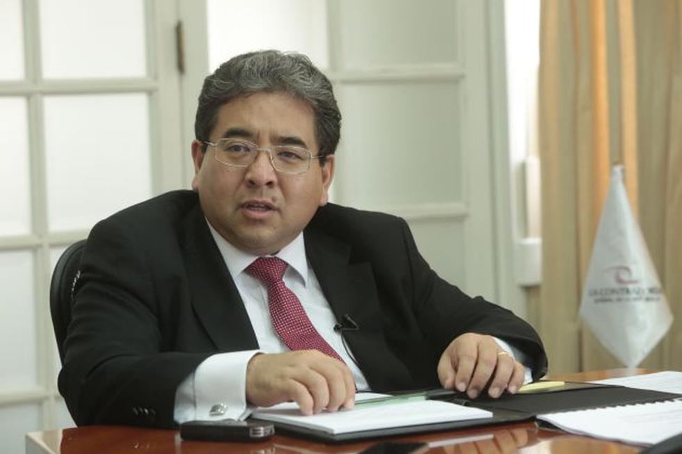 Contralor Shack precisó que no se pronunciarán sobre la conveniencia de la adquisición. (Perú21)
