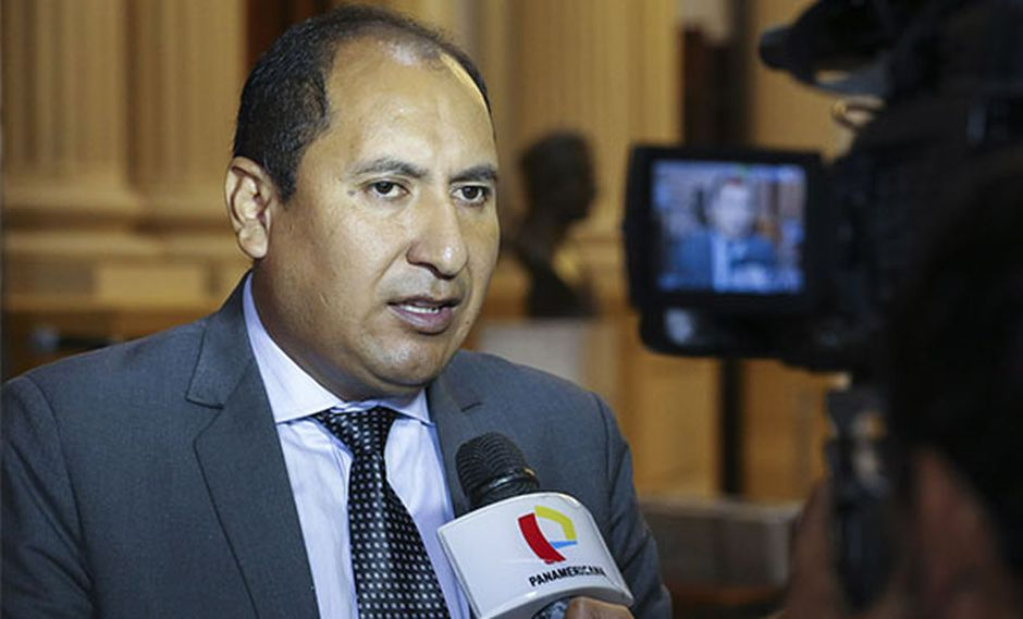 Richard Arce se ratificó en sus declaraciones sobre Alan García y sus presuntos vínculos sobre el caso Odebrecht. (Foto: Agencia Andina)