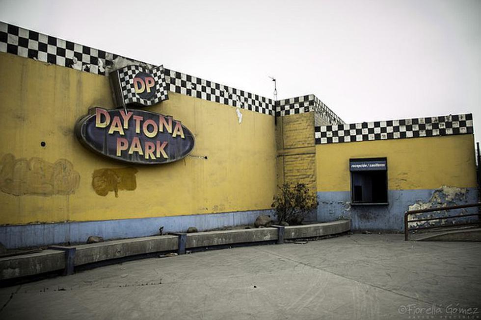 Daytona Park. Llegó a finales de los noventas con sus modernas atracciones para niños y jóvenes. Pese a haber tenido tanto éxito, en el 2001 tuvo que cerrar sus puertas por motivos que hasta ahora se desconocen. (Internet)