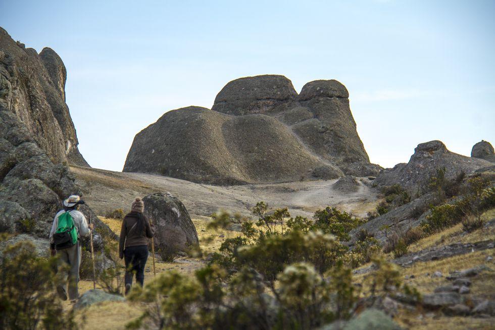 Marcahuasi se caracteriza por el misticismo que tiene y las formaciones rocosas que alberga. (Foto: PromPerú)&nbsp;<br>