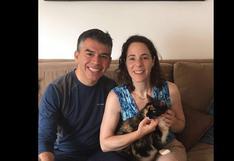 """Esposa de Julio Guzmán sobre incendio: """"Fue muy difícil y me dolió mucho"""""""