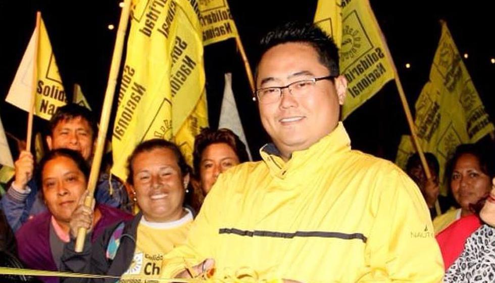 Augusto Miyashiro sería el virtual alcalde, según boca de urna de Ipsos