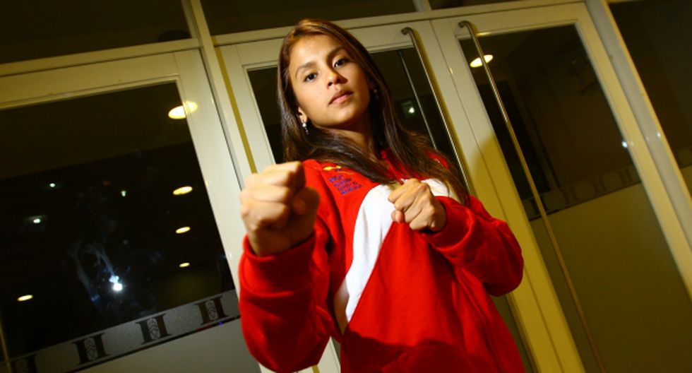 Triunfadora. Peruana había ganado en Juegos del 2009. (USI)