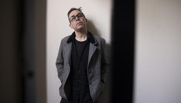 'Chino' Burga ha edificado unos 15 proyectos musicales. (Fotos: JOSE ROJAS).