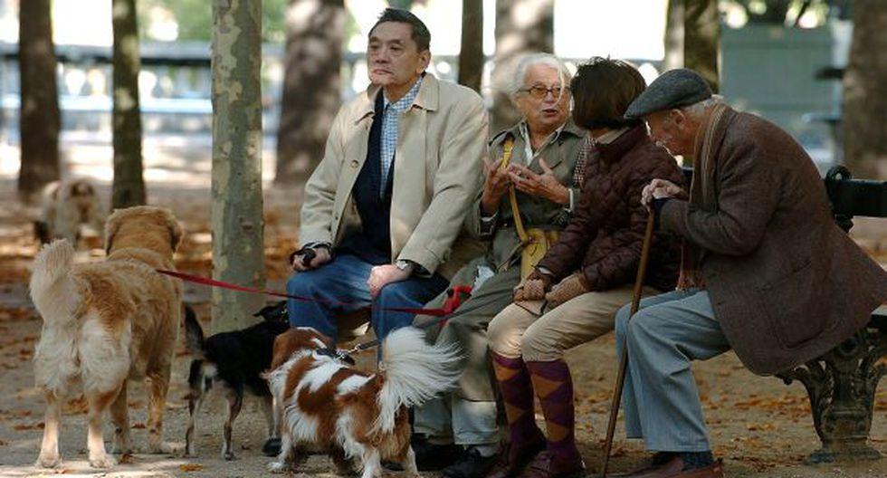 Habrá más adultos mayores. (Bloomberg News)